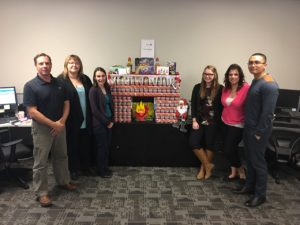 Viewpoint CANstruction a big win for the Bluffs Food Bank