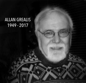 It was the little things, it was everything, remembering Allan Grealis